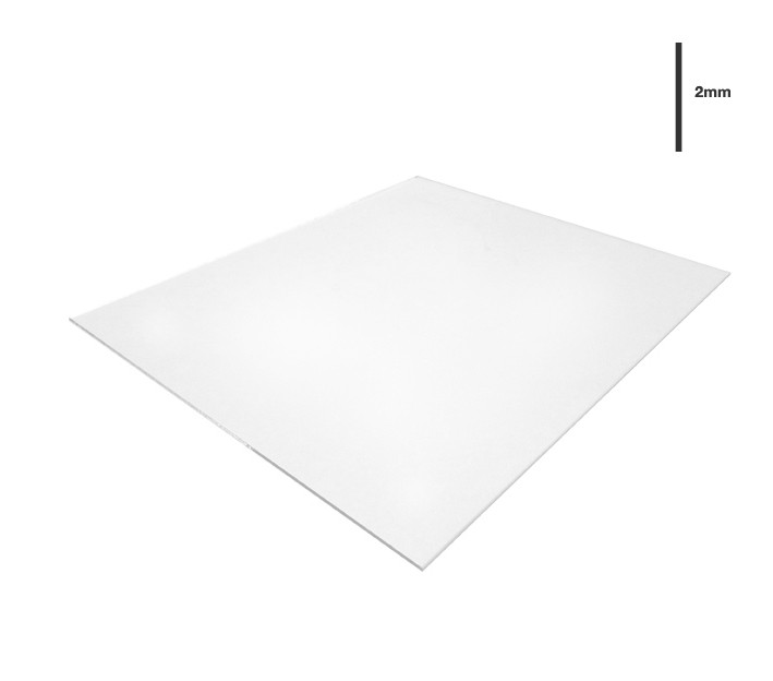 """2MM CLEAR ACRYLIC 1525 x 1020mm (60"""" x 40"""")"""