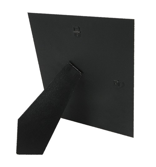 Black MDF StandBack 10x12