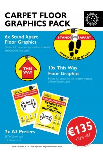 Carpet Floor Graphic Set