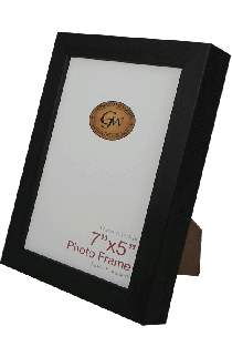 32 Black Photo Frame - GW32Black-PH