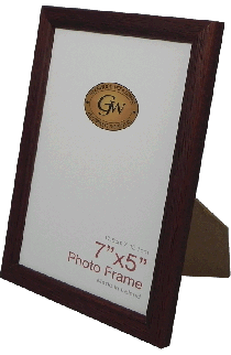 Teak Ramin Photo Frame - GW3329-9470-PH