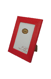 Flat Red Photo Frame - GW9013-410-PH