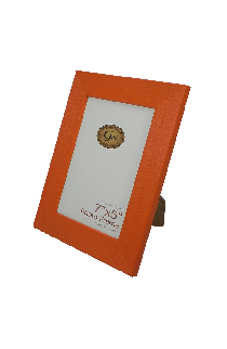 Flat Orange Photo Frame - GW9013-412-PH