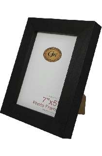 Wenge Cube Photo Frame - GW962-37-PH