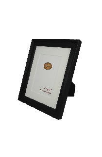 Miami Black Photo Frame