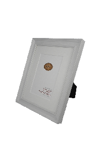 Miami White Photo Frame