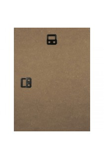 MDF Backboard with Panel Hangers ( All Sizes )