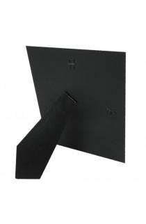 Black MDF StandBack A4
