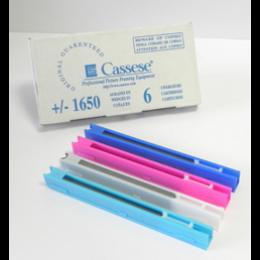 7mm Cassese (6 Cart) Wedges H/W