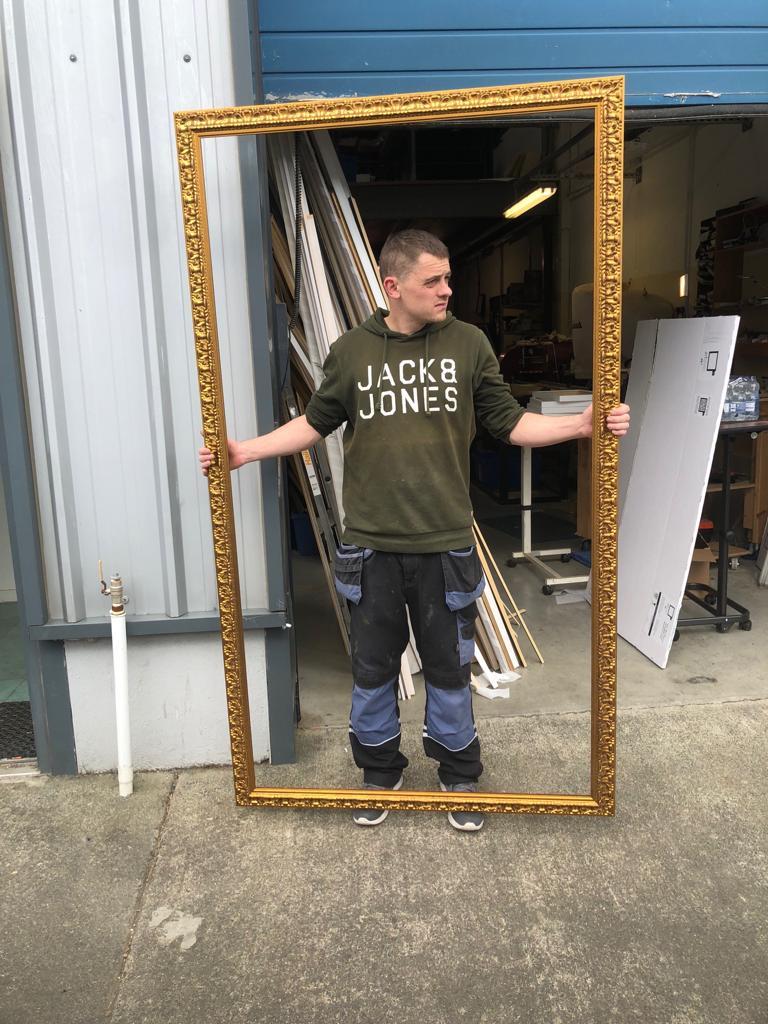 Large Framing