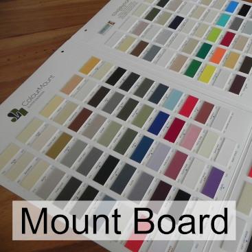 mount board